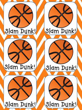 Slam Dunk! Fry First 100 Word Games