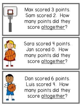 Slam Dunk Literacy and Math