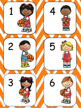 Slam Dunk! Math Game