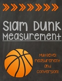 Slam Dunk Measurement! #newdeals