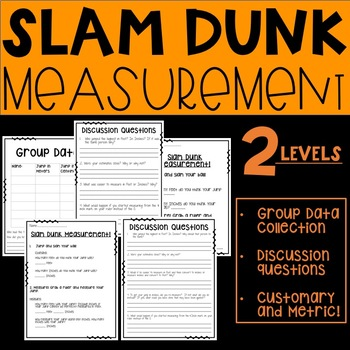Slam Dunk Measurement!