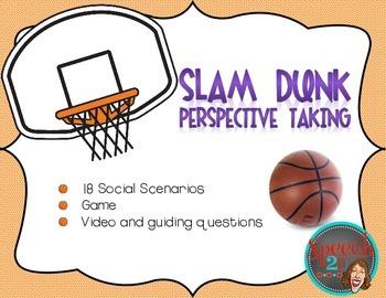 Slam Dunk Perspective Taking: Speech Therapy, Pragmatics, Social language