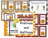Slam Dunk Prefixes and Suffixes