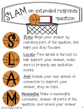 ELA and Math Short Answer and Extended Response Guides
