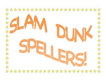 Slam Dunk Spelling