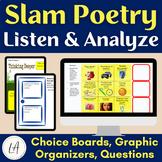 Slam Poetry Resources Bundle