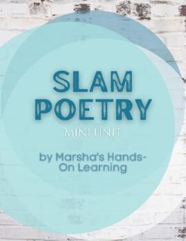 Slam Poetry Mini-Unit (6 Days)