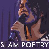 Slam Poetry Unit: Poetry Activities, Poetry Writing, Genocide Literature