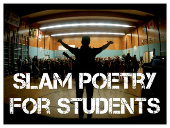 Slam Poetry Video Lesson 1  - Power of Words (Free)