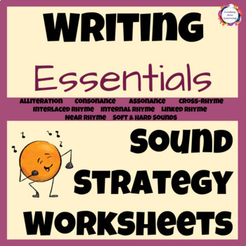 Slam Poetry Writing Activity: Sound Strategies