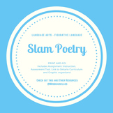 Slam Poetry - Writing and Oral Presentation