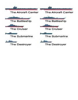 Slang at Work #2 Battleship Board Game