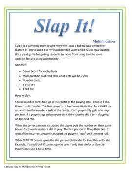 Slap It! Bundle