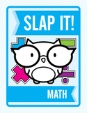 Slap It! Math: A Game To Target Math Word Problem Vocabulary