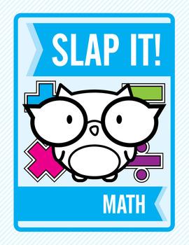 Slap It! Math: A Game To Target Math Word Problem Vocabulary
