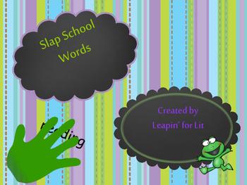 Slap School Words