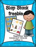 Slap Stack freebie