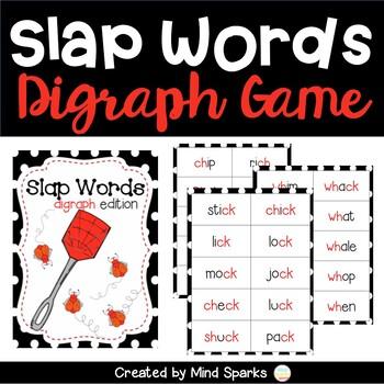 Slap Words (Digraph Edition)