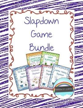 Slapdown Game Bundle