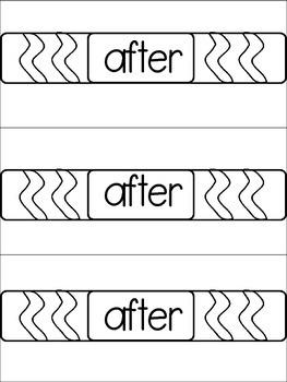 Slap on Learning with these Sight Word Slap Bracelets