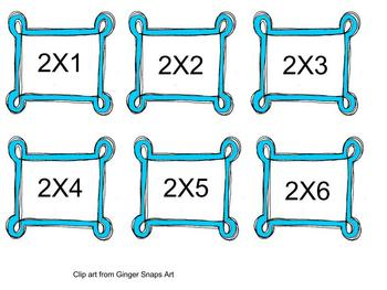 Slap_It! for Multiplication