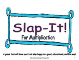 Slap_It! for Multiplication