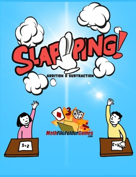 Slapping: Addition & Subtraction Game