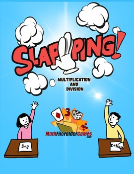 Slapping: Multiplication & Division Game