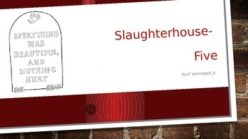 Slaughterhouse-Five Introductory PowerPoint