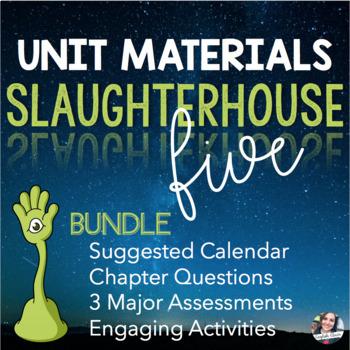 Slaughterhouse-Five Unit Materials