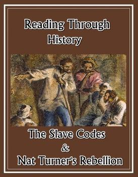 Slave Codes and Nat Turner's Slave Rebellion