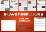 Slave Rebellion Stations Activity