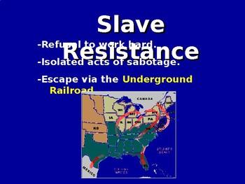 Slave Rebellions PowerPoint