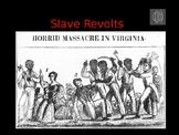 Slave Revolts Powerpoint
