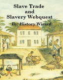 Slave Trade and Slavery Webquest (International Slavery Museum)