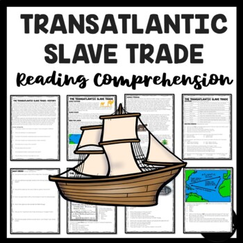 Slave Trade- article, questions, DBQs, U.S. History, Europ