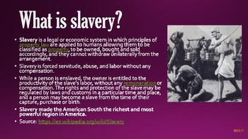 Slavery By Another Name: The Cold Hard Truth