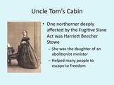 Slavery Crisis Turns Violent - Uncle Tom, Dred Scott, & Kansas/Nebraska