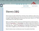 Slavery DBQ - google form