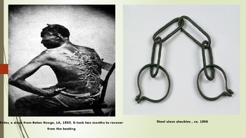 Slavery Divides a Nation PowerPoint and Guided Notes