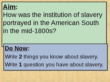Slavery PowerPoint