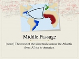 Slavery PowerPoint 5th grade