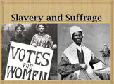 Slavery & Suffrage UNIT Abolitionist Movement 4th Grade SS CC