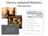 Slavery - Unchained Memories Video Questions