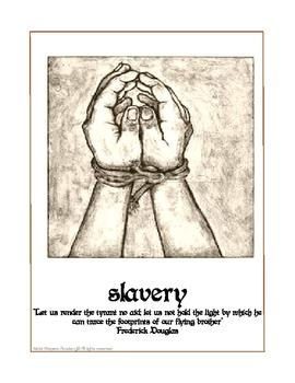 Slavery Unit cover Sheet