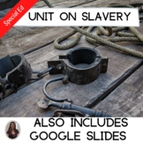 Slavery Unit for Special Education