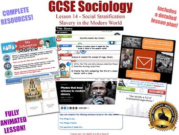 Slavery & Wage-Slavery - Social Stratification (GCSE Sociology - L14/20)