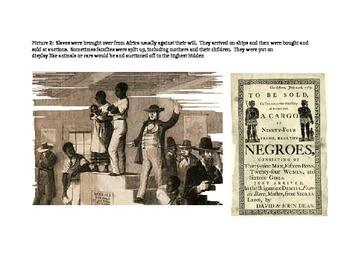 Slavery Walking Museum Images