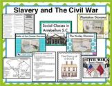 Slavery and The Civil War Bundle