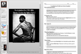 Slavery and The Compromise of 1850 Powerpoint AND Notes Worksheet